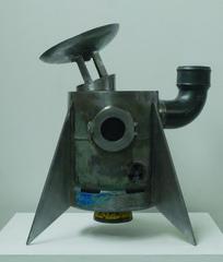 Spaceship Burner, Guy Allott