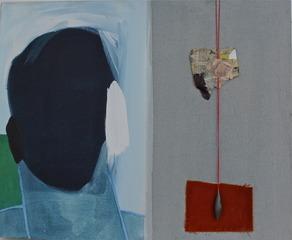 Plumline Man, Katherine Boucher Beug