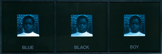 Blue Black Boy from Colored People, Carrie Mae Weems