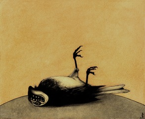 Little Angel (Tribute to Alfred Kubin), Rodrigo Cifuentes