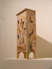 Monk Cupboard,