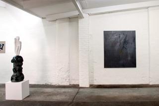 Artists of the Gallery, Frauke Boggasch, Stefan Rinck (left)
