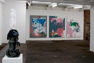 Artists of the Gallery, Stefan Rinck (left), Ralf Dereich (right)