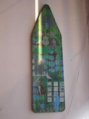Green_ironing_board