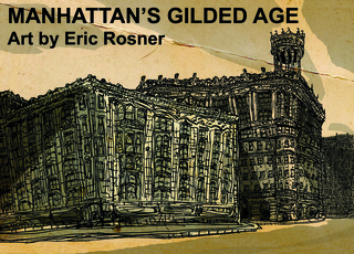 Old NY Block, Eric Rosner