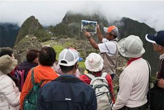 Peru. Machu Picchu , Martin Parr