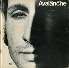 Avalanche no. 2 (Winter 1971),