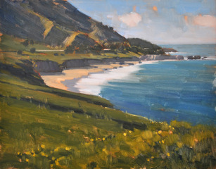 Carmel Coastline, Carolyn Hesse-Low