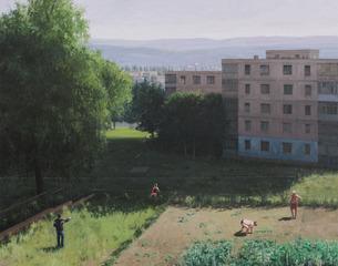 Blocks and Gardens, Serban Savu