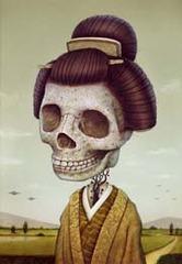 Skull Beauty , Naoto Hattori