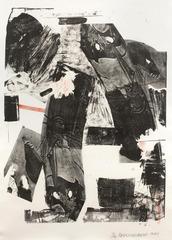Front Roll, Robert Rauschenberg
