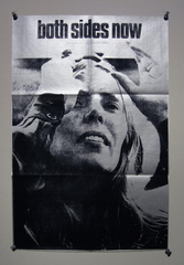 Tricolor/Both Sides Now - Joni Mitchell Poster,Marc Ganzglass