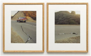 The Discovery of the Sardines, Placerita Canyon, Newhall, California (Diptych),Ger Van Elk