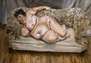 Benefits Supervisor Sleeping,Lucian Freud