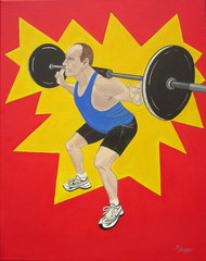 ....It\'s STRONGMAN, Shirley Supp