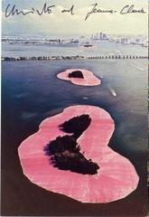 ,Christo and Jeanne-Claude
