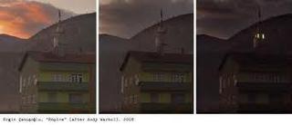 Empire (after Andy Warhol), Ergin Cavuşoğlu