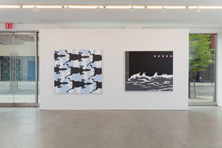 Installation View, John Wesley