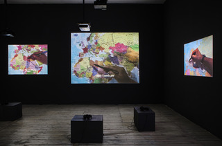 The Mapping Journey Project (2008 - 2011), Bouchra Khalili