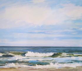 Atlantic Ocean - July, Richard Orient