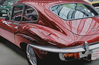 F type Jaguar, Cheryl Kelley