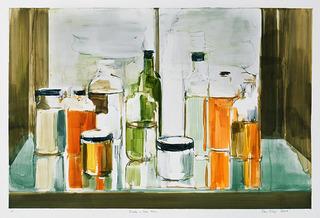 Bottles & Jars 2a, Peri Schwartz