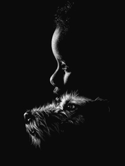 A Boy and His Dog, Diana Lee