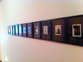 polaroids, Gail Thacker