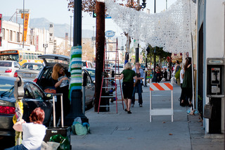 , Yarn Bombing Los Angeles