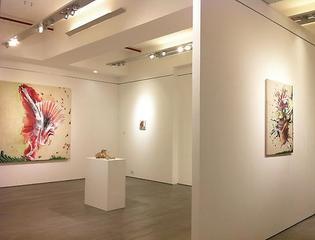 Installation View, Marlène Mocquet