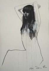 Natalie seated 2 		, Mark Demsteader