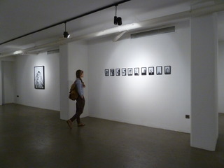 Installation shot, Victoria Rance