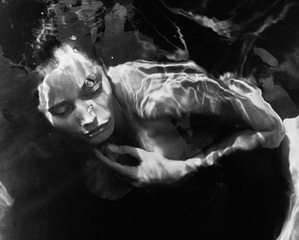 Christy - Underwater, Los Angeles, Herb Ritts