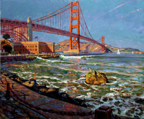 Golden Gate 2 , Anthony Holdsworth