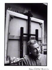 Lucian Freud  , Henri Cartier-Bresson