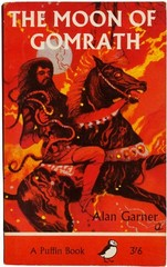 The Moon of Gomrath by Alan Garner, cover illustration by George W. Adamson ,George W. Adamson