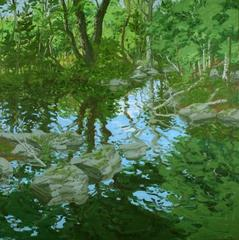 Maine Woodland,Neil Welliver