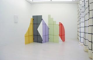 Installation View, Eva Berendes