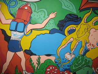Mermaid, Dan Fontes