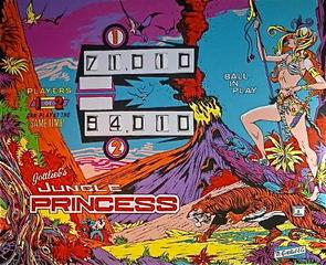 Jungle Princess, Eric Kos