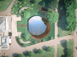 Serpentine Gallery Pavilion 2012 Designed by Herzog & de Meuron & Ai Weiwei ,