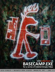 BASECAMP.EXE + Indeterminate Hikes, Leila Christine Nadir + Cary Peppermint (ecoarttech)