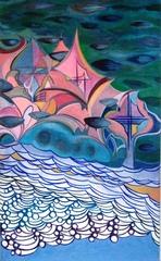 Vision at See, Malado Francine Baldwin