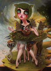 Creatures of Saintly Disguise , jennybird Alcantara