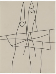 Duo-dessin, Hans Arp