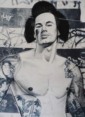 "Untitled (c12) ""Gaysha"", Carmine Santaniello"
