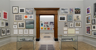 Installation view of Gallery I, Summer Exhibition,