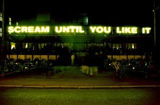 Scream Until You Like It, Yngvild K. Rolland