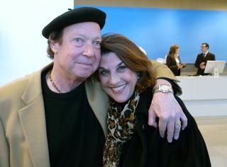 Russel & Patricia Armato, Sculptor , Erik R. Peterson