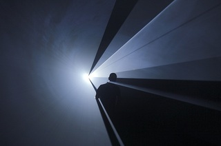 You and I Horizontal,Anthony McCall